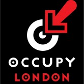 occupy london sq black col