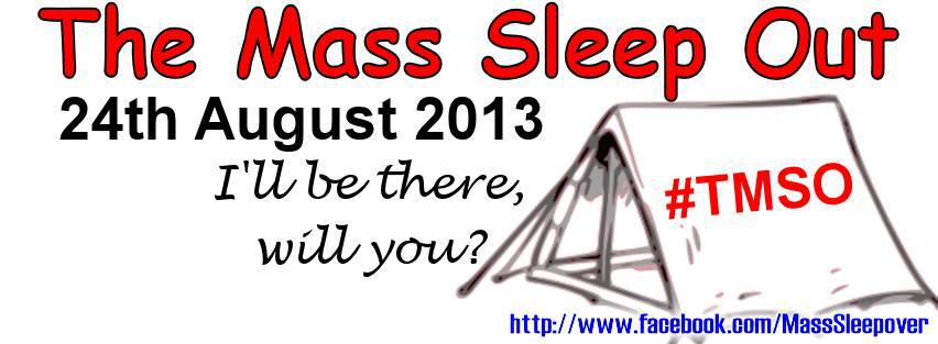 The Mass Sleep Out