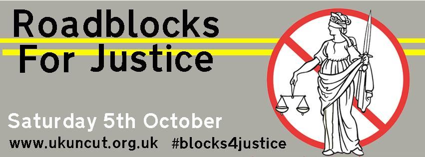 Roadblocks for Justice