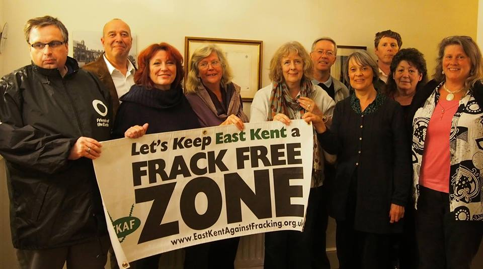 East Kent Against Fracking