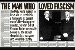 The man who loved Fascism.