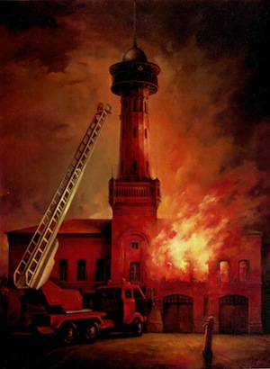 21 The Fire Station 1979