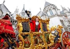 Lord mayor's show 2012