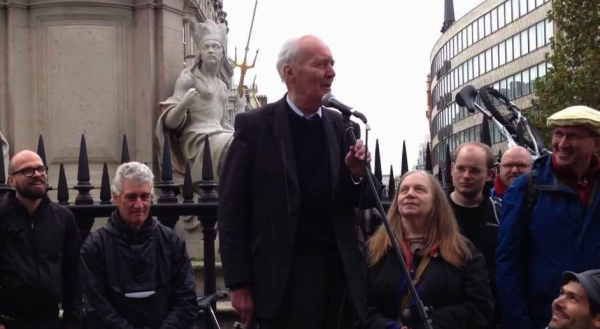 tony benn for occupy