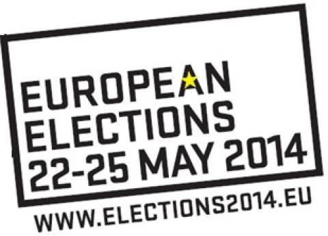 European Parliament elections May 22 - 24