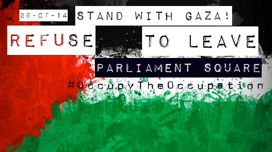 stand with gaza