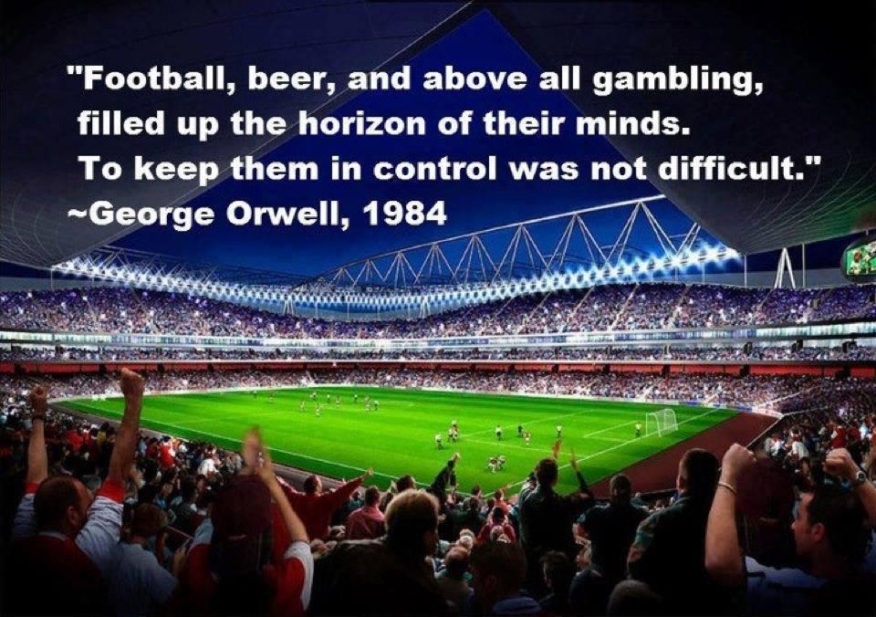 orwell1984football