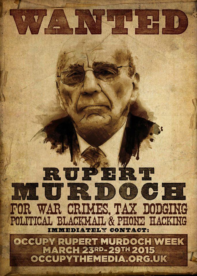 OccupyRupertMurdoch