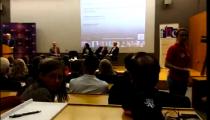 NoTTIPers in the London School of Economics Pro TTIP talk – Livestream Audio