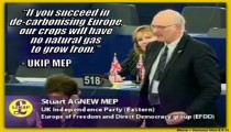Stuart Agnew UKIP MEP Fears Death by Lack of Carbon Dioxide