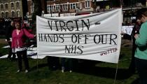 Democracy Vs. TTIP – London Action April18DoA Livestream
