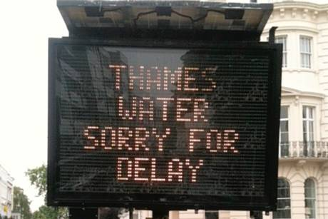 thames+water+delays