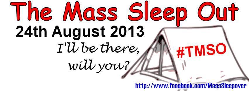 The Mass Sleep Out