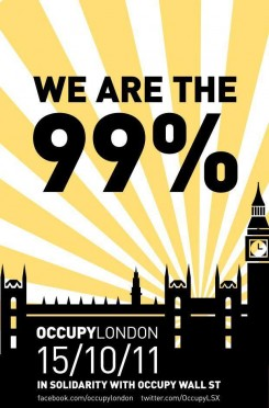 We are the 99%.