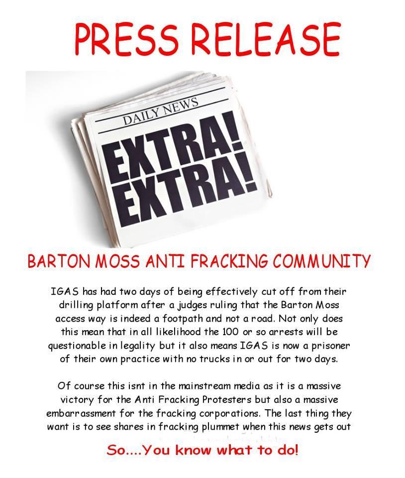 Press Release!