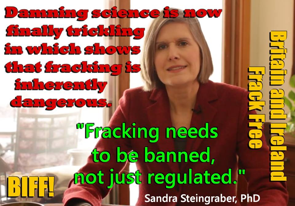 Fracking and the Un-Hoodwinking of America