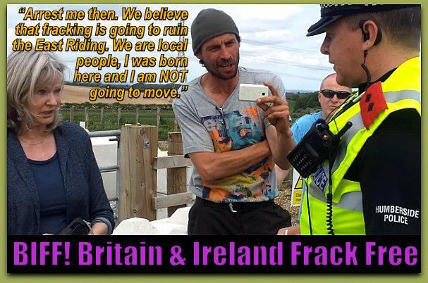 Crawberry Hill Arrests
