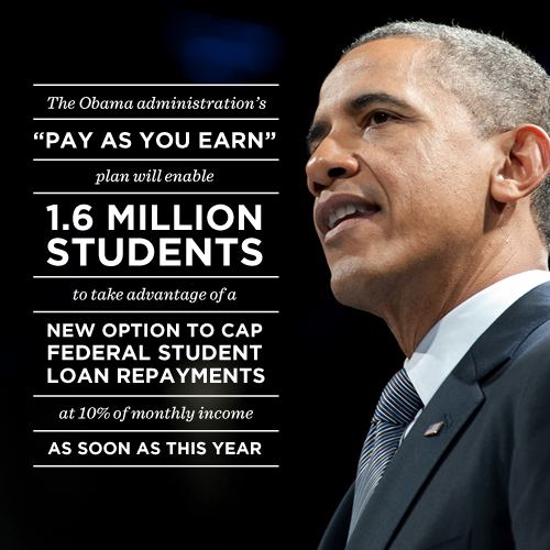 Obama-designed-Pay-As-You-Earn-program