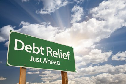 mortgage-debt-forgiveness-relief-sign