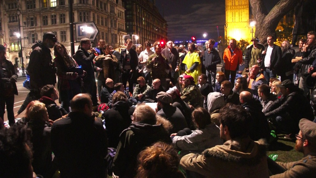 Occupy Democracy general assembly 24th October 2014