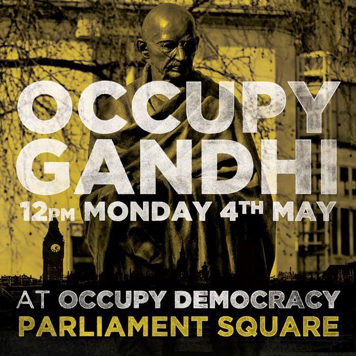OccupyGandhi